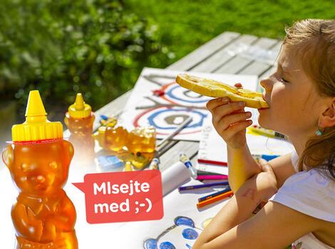 Děti si zamilují snídaně s Medíkem